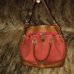 Large Dooney Bourke Chelsea Shopper